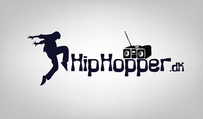 Bài tham dự cuộc thi #                                        108                                      cho                                         Design a Logo for hiphopper