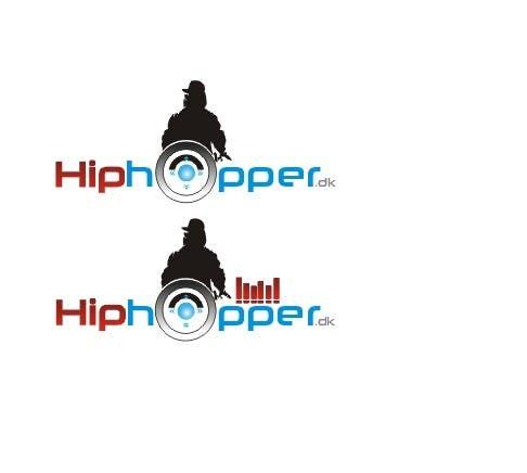 Bài tham dự cuộc thi #69 cho Design a Logo for hiphopper