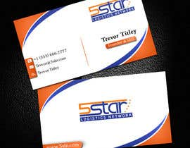 #30 cho Design some Business Cards for 5 Star Logistics Network bởi regionmym