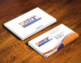 #21 cho Design some Business Cards for 5 Star Logistics Network bởi IllusionG
