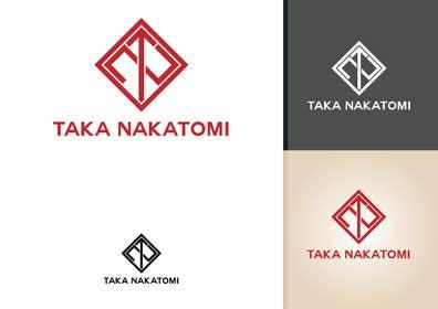 Nro 103 kilpailuun Design a Logo for Taka Nakatomi käyttäjältä affineer