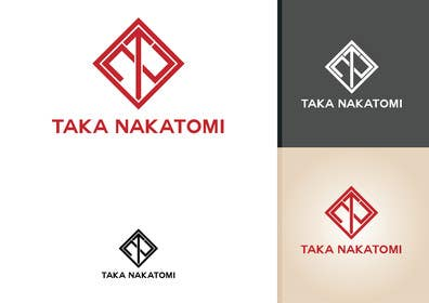 #103 cho Design a Logo for Taka Nakatomi bởi affineer