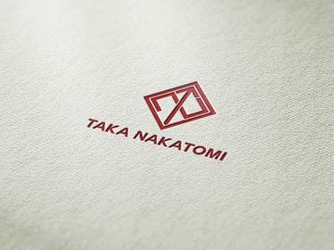 Nro 107 kilpailuun Design a Logo for Taka Nakatomi käyttäjältä affineer
