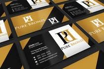 Design a Logo for Pure Bronze için Graphic Design32 No.lu Yarışma Girdisi