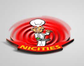 nº 22 pour Design a Logo for Nicities par indunil29