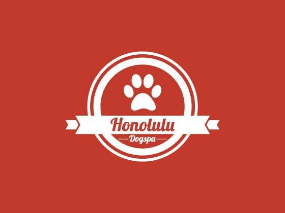 Penyertaan Peraduan #7 untuk Design a Logo for Honolulu Dog Spa