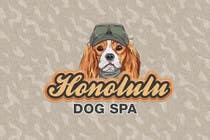 Design a Logo for Honolulu Dog Spa için Graphic Design101 No.lu Yarışma Girdisi