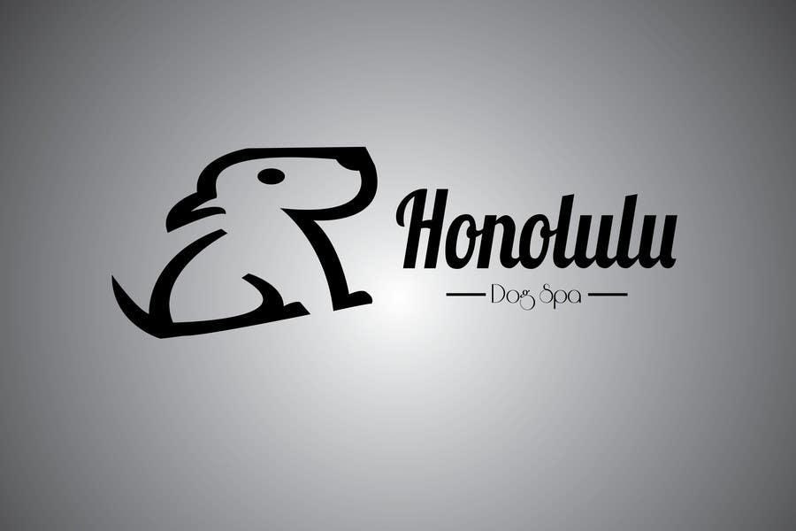 Penyertaan Peraduan #80 untuk Design a Logo for Honolulu Dog Spa