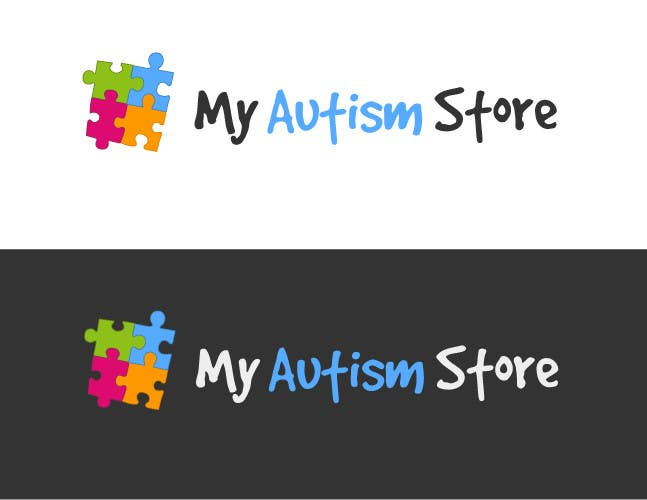 Konkurrenceindlæg #                                        39                                      for                                         Design a Logo for an online store specializing in products for kids with Autism
