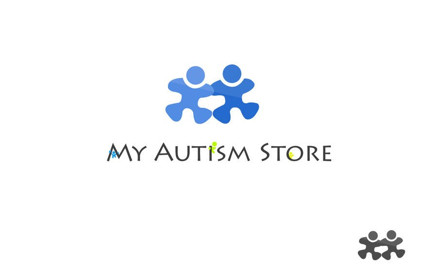 Konkurrenceindlæg #                                        16                                      for                                         Design a Logo for an online store specializing in products for kids with Autism