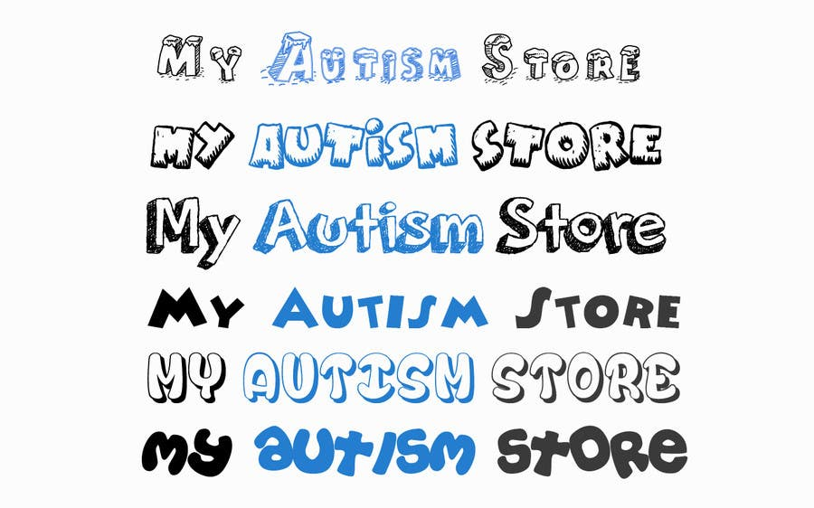 Konkurrenceindlæg #                                        30                                      for                                         Design a Logo for an online store specializing in products for kids with Autism