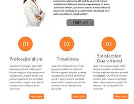 sethurajR tarafından Design a Website Mockup for CosCis IT Technology için no 3