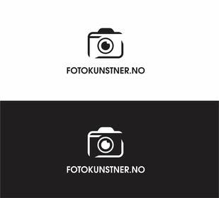 #93 for Design logo for Fotokunstner.no af eltorozzz