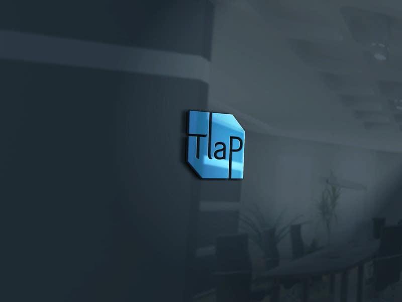 Penyertaan Peraduan #199 untuk Design a Logo for TlaP / TLaP