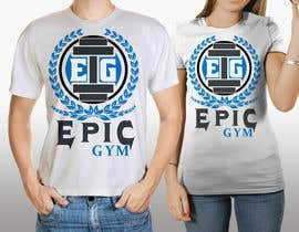 #41 para Design a T-Shirt for Fitness company por EpikArtz