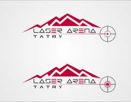 #31 for Design a Logo for Laser Aréna Tatry af mille84