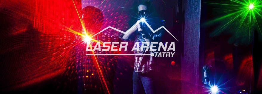 Konkurrenceindlæg #                                        26                                      for                                         Design a Logo for Laser Aréna Tatry