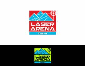 #34 for Design a Logo for Laser Aréna Tatry af AntonMihis