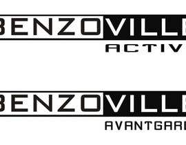 #10 para Design a Logo for ACTIVE and Avantgarde por talhafarooque