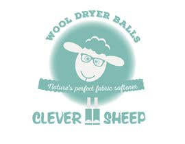 #335 for Design a Logo for Clever Sheep by TianuAlexandra