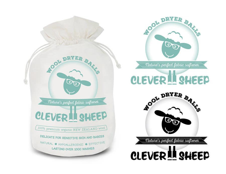 Contest Entry #                                        490                                      for                                         Design a Logo for Clever Sheep