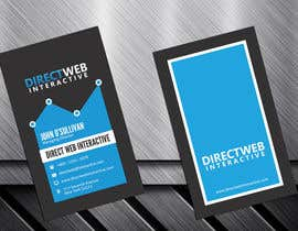 #31 untuk Design Business Card For Marketing Agency oleh majaraskovic