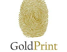 #18 for Design a Logo for GOLDPRINT af walkrs