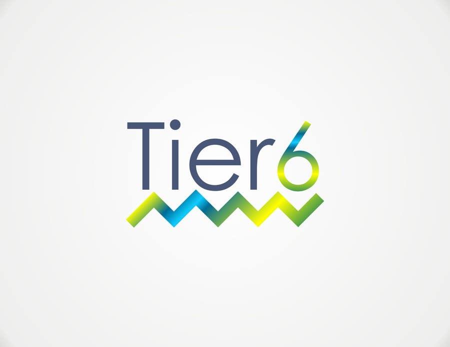Kilpailutyö #32 kilpailussa Design a Logo for Tier 6