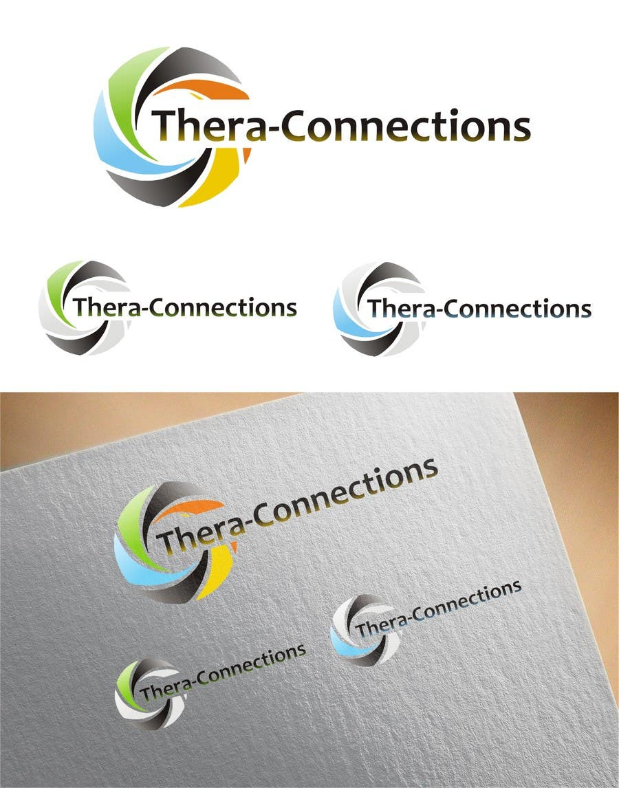 Konkurrenceindlæg #                                        13                                      for                                         Design a Logo for thera-connections.com