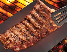 safety90 tarafından EASY JOB! Photoshop a bbq mat into a bbq grill picture için no 9