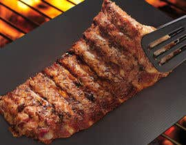safety90 tarafından EASY JOB! Photoshop a bbq mat into a bbq grill picture için no 15