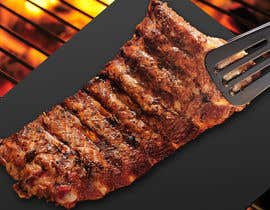 #16 untuk EASY JOB! Photoshop a bbq mat into a bbq grill picture oleh EasoHacker
