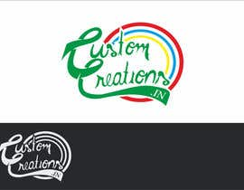 #2 untuk Design a Logo for - CustomCreations.in oleh edso0007