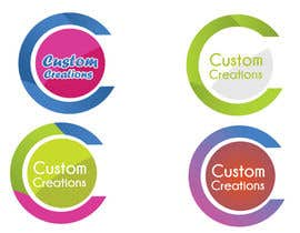 TheScylla tarafından Design a Logo for - CustomCreations.in için no 33