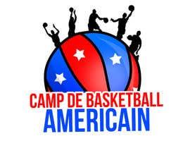 Fegarx tarafından Design a Logo for Basketball Camp in Paris, France için no 5