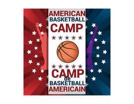 #1 para Design a Logo for Basketball Camp in Paris, France por AdrianCuc