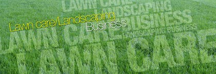#5 untuk Design a Banner for Lawn Care/ Landscaping oleh itvisionservices