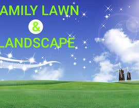 #17 untuk Design a Banner for Lawn Care/ Landscaping oleh iambedifferent