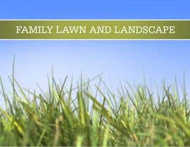 #12 cho Design a Banner for Lawn Care/ Landscaping bởi consultorgrafico