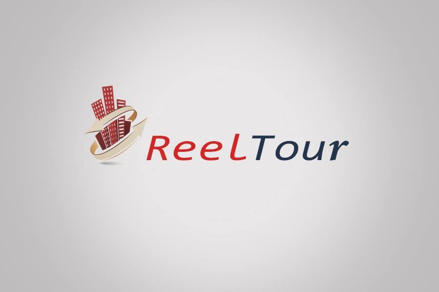 Konkurrenceindlæg #7 for Design a Logo for REELtour