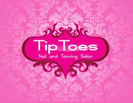 #137 for Design a Logo for Tip Toes by celmaicosmin