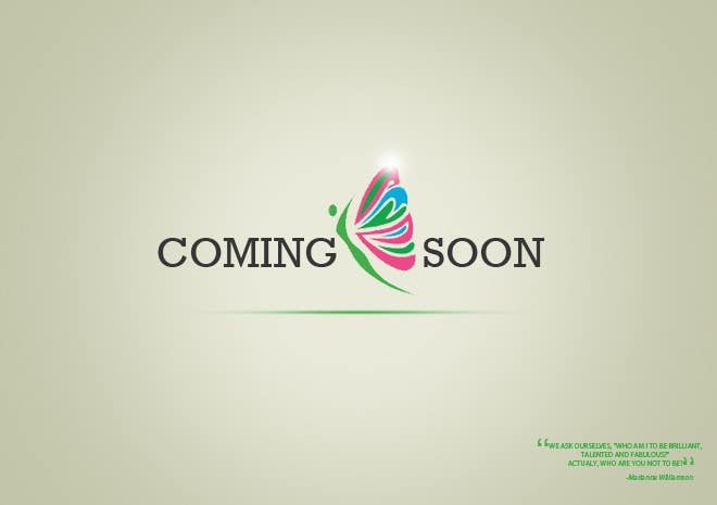 #2 for Coming soon page by dhido