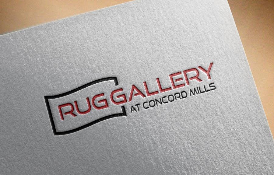 Kilpailutyö #10 kilpailussa Design a Logo for Rug Store