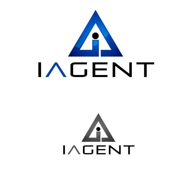 Penyertaan Peraduan #24 untuk Logo is IAgent