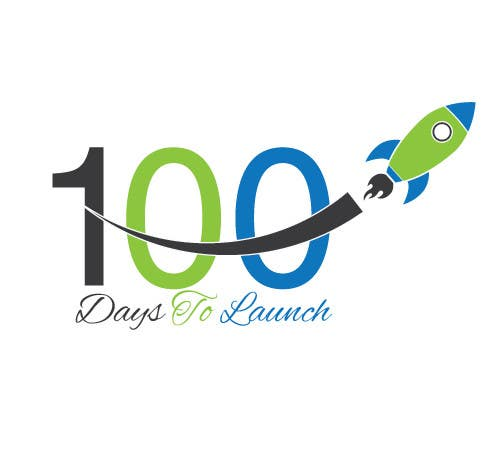 Konkurrenceindlæg #19 for Logo Design for 100 Days to Launch