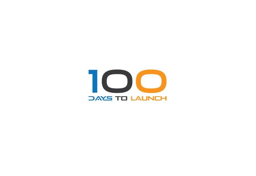 Konkurrenceindlæg #                                        28                                      for                                         Logo Design for 100 Days to Launch