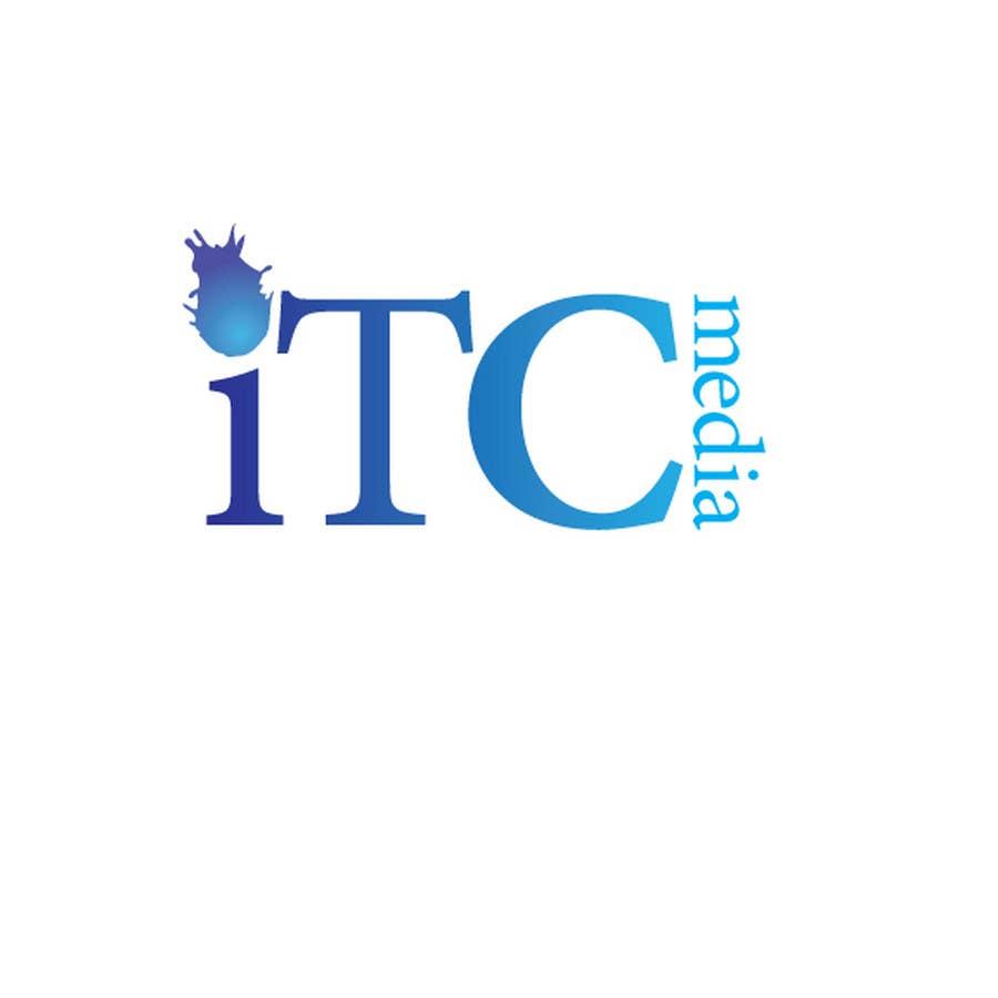 Bài tham dự cuộc thi #                                        161                                      cho                                         Logo Design for itc-media.com