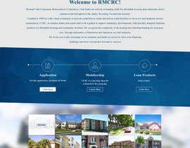 #8 for Design a Website Mockup for UCRC.biz af greenarrowinfo