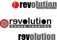 Graphic Design Inscrição do Concurso Nº18 para Design a Logo for Revolution House Records