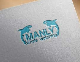 #33 for Design a Logo for Whale Watching company by joydeepmandal